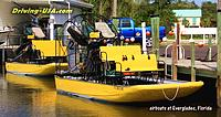 powerful airboats